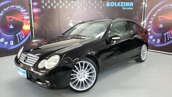 Mercedes-benz - C 200 2.0 Kompressor Automática 2002