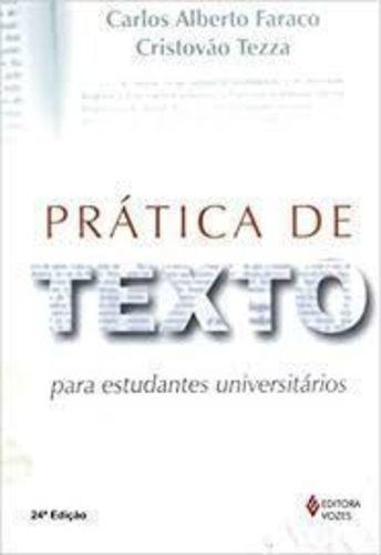 Prática De Texto Pra Estudantes Universitários