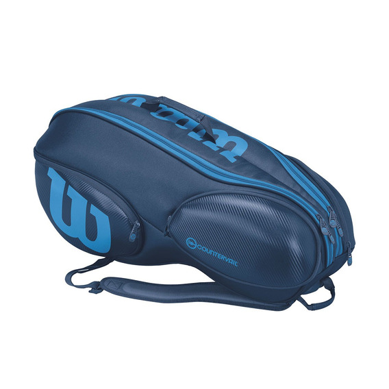 Maleta Deportiva Wilson Vancouver 9 Pack Azul