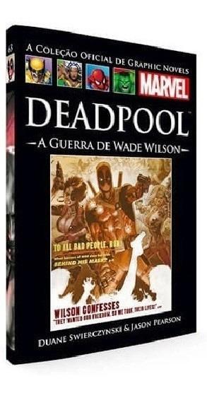 Livro Marvel Kit Com 5 Livros