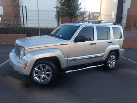Jeep Liberty Limited Base Piel 4x4 Mt 2009