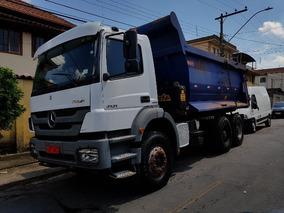 Mercedes-bens Axor 3131 6x4 Ano 2013/2013