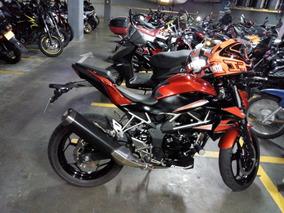 Kawasaki Z250sl Naranja - Como Nueva
