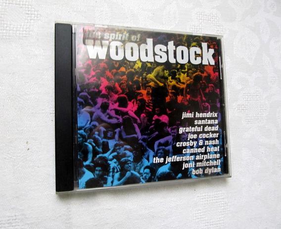 The Spirit Of Woodstock Cd