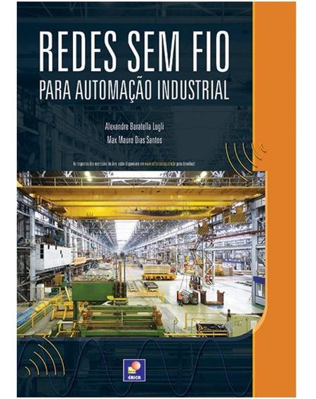 Livro Redes Sem Fio Para Automação Industrial Muito Barato