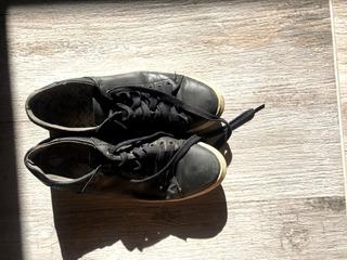 Zapatillas Fraga Negras Tascani 41