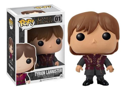 Figura Funko Pop Games Of Thrones - Tyrion Lannister 01