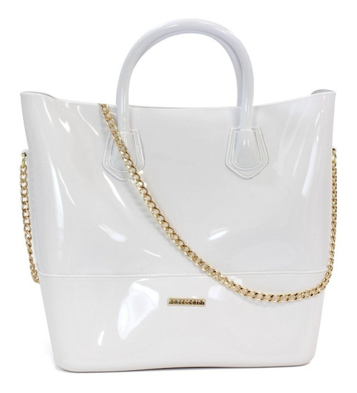 Bolsa Sweet Chic Original Feminina Toronto Branco