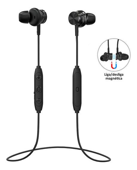 Fone De Ouvido Bluetooth Sem Fio Intra-auricular Langsdom L3