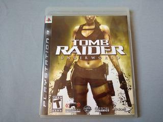 Tomb Raider Underworld Original Para Ps3