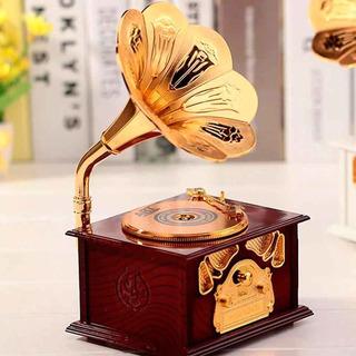 Caja Musical Vitrola Exclusiva, Envíos