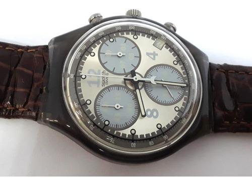 Relógio Swatch Plástico Usado Original