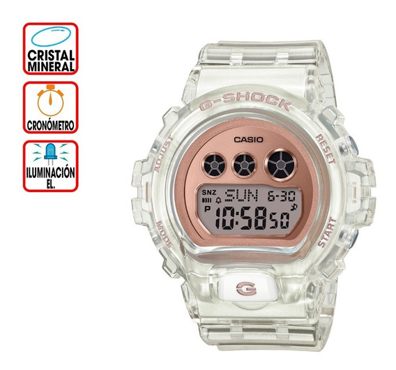 Reloj Casio G-shock S-series Gmd-s6900sr-7cr