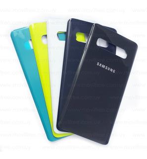 Repuesto De Tapa Trasera De Batería Samsung S10 Movilfree