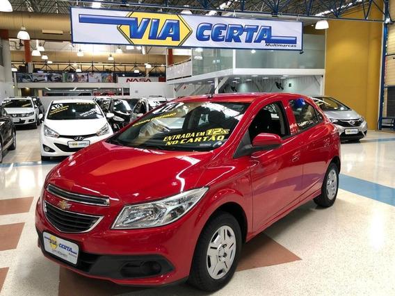 Chevrolet Onix 1.0 Lt 8v Flex * Completo *