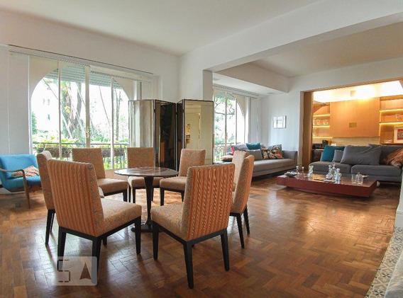 Apartamento Para Aluguel - Santa Cecília, 2 Quartos, 200 - 893051757