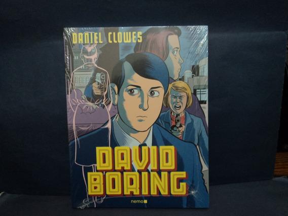 Livro: David Boring ( Daniel Clowes )
