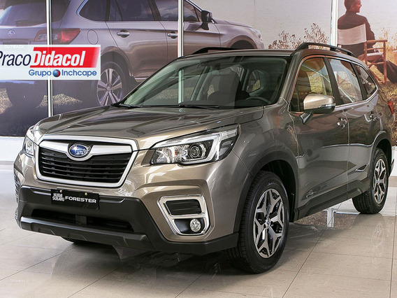 Subaru Forester 2.5 Advance