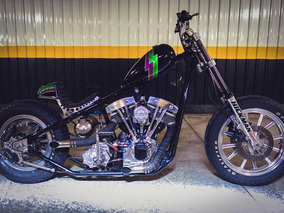 Chopper / Harley Davidson Customizada / Shovelhead 1969
