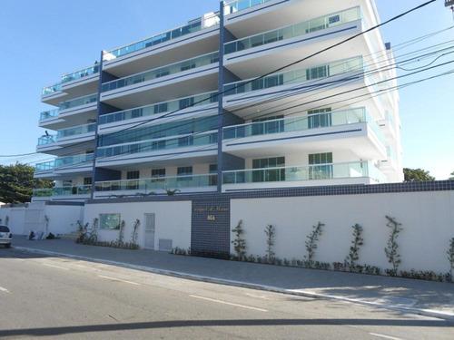 Apartamento Em Costa Azul, Rio Das Ostras/rj De 100m² 3 Quartos À Venda Por R$ 630.000,00 - Ap1012299