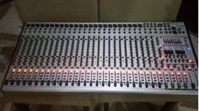 Mesa De Som 32 Canais Behringer Eurodesk Sl3242fx-pro