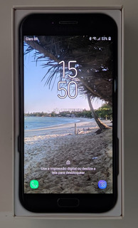 Celular Samsung Galaxy A5 2017 32 Gb