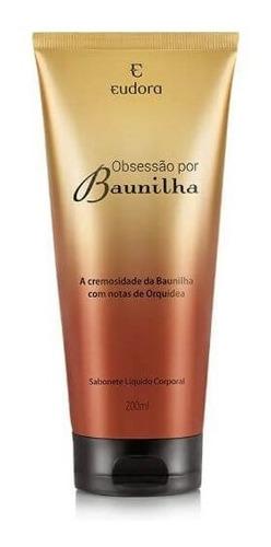 Sabonete Líquido Obsessão Por Baunilha 200ml - Eudora
