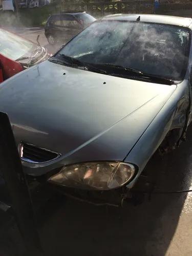 (09) Sucata Renault Megane 2.0 8v 2000 (retirada Peças)