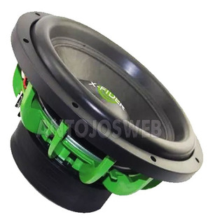 Bajo 12 1800w Pro Marca X-fider Xfw-2 2ohm