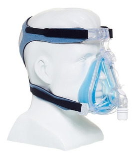 Máscara Facial Comfort Gel Blue Full - Philips Respironics