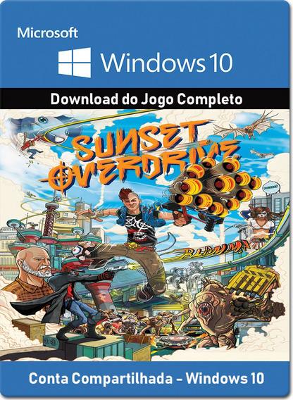 Sunset Overdrive - Windows 10 - Online - Pc
