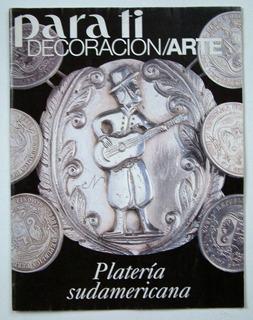 Plateria Sudamericana Para Ti / Decoracion Y Arte Plateros