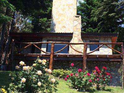 Romantica Cabaña Sobre El Lago (solo 2 Personas )