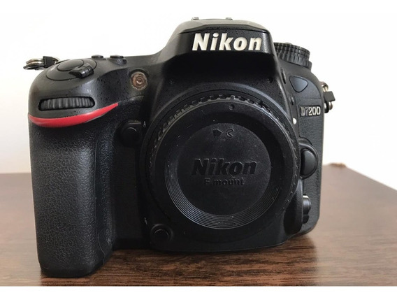 Nikon D7200 + 35mm 1.8g + 18-55mm Vr