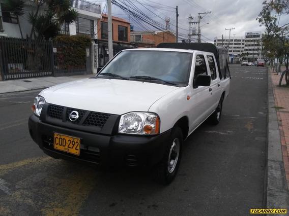 Nissan Frontier Np300 Dc 4x2