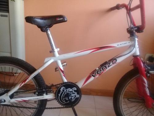 Bicicleta Venzo Rodado 20