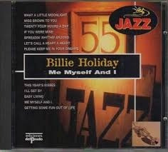 Cd Jazz Billie Hoiliday Me Myself And I Ano 1995