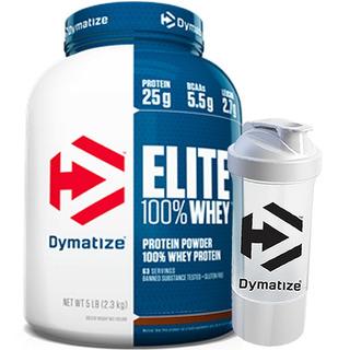 Whey Protein Elite 2.3kg + Multshaker - Dymatize
