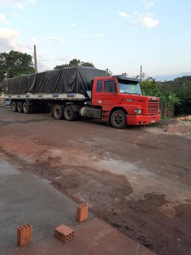 Scania 112 Cavalo Truck