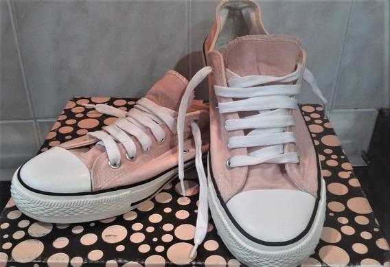 Zapatillas Italianas Casual Mujer 39