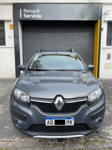Renault Sandero Stepway Nafta / Gnc