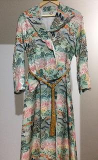Kimono Quimono Feminino Japonês Original