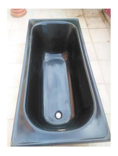 Bañera Clásica En Fibra De Vidrio Medidas 1,40 X 70 X 37