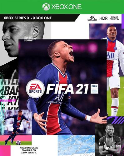 Fifa 21 2021 Xbox One Fisico Sellado Original Ade Ramos