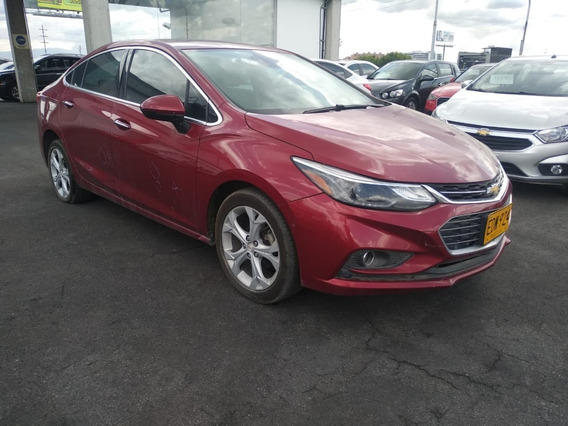 Chevrolet Cruze Ltz Sedan Full Equipo 2018