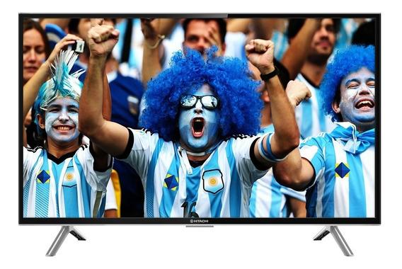 Smart Tv Led 32 Hitachi Hd Nuevo M10 Con Netflix