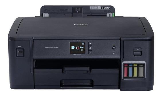 Impressora a cor Brother HL-T4 Series HL-T4000DW com wifi 110V preta
