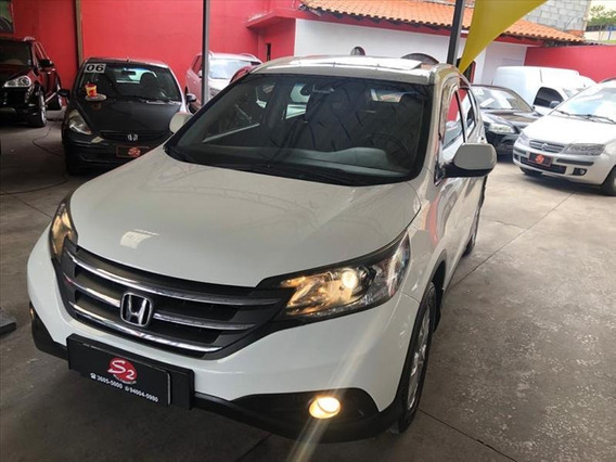 Honda Crv 2.0 Exl 4x2 16v Flex 4p Automático Teto Solar