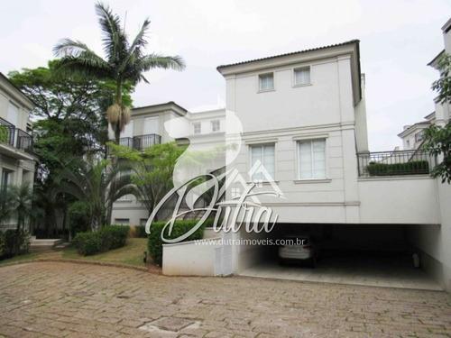 Casa Em Condomínio Fechado Jardim Petrópolis 727 M² 4 Suítes 8 Vagas - 207a-e8b2