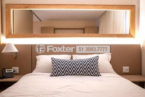 Imagem 1 de 12 de Flat, 1 Dormitórios, 27.98 M², Portico - 171124
